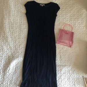 Navy Blue Dress!